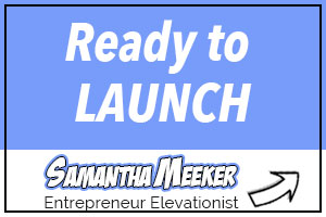 Ready to launch by Samantha Meeker